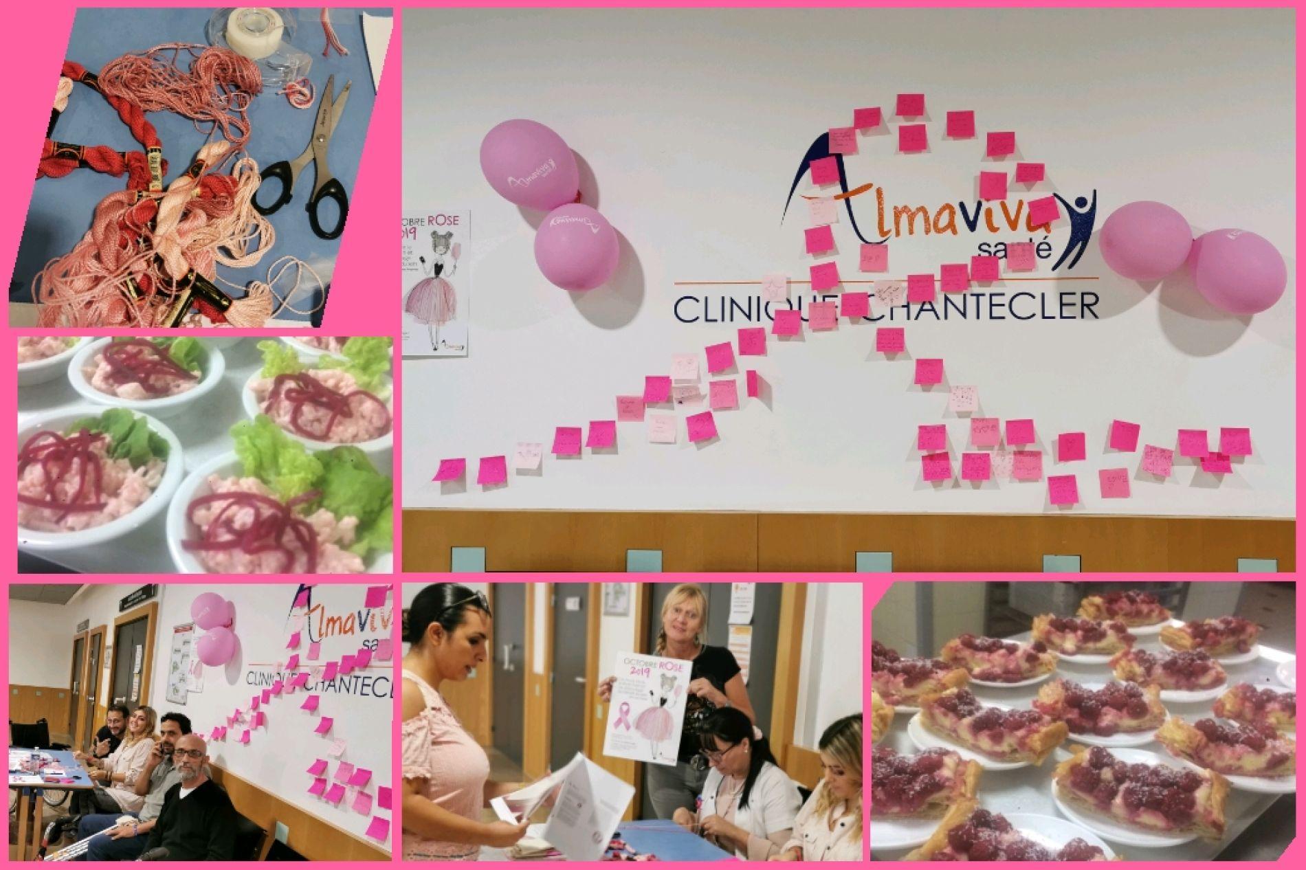 Octobre rose : une mobilisation réussie!!!